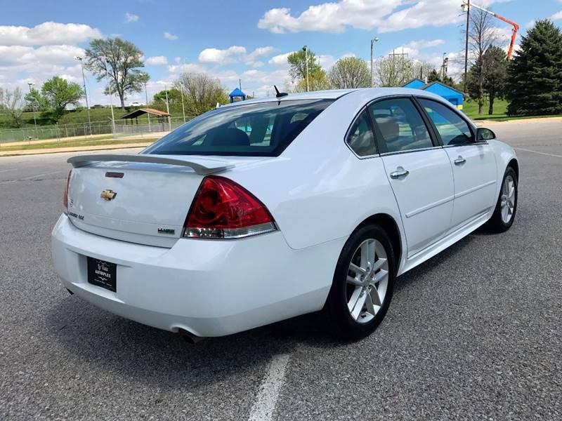 2012 Chevrolet Impala for sale at Lavista Auto Plex in La Vista NE