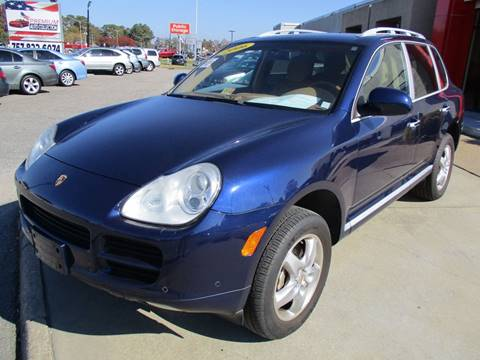 2006 Porsche Cayenne for sale at Premium Auto Collection in Chesapeake VA