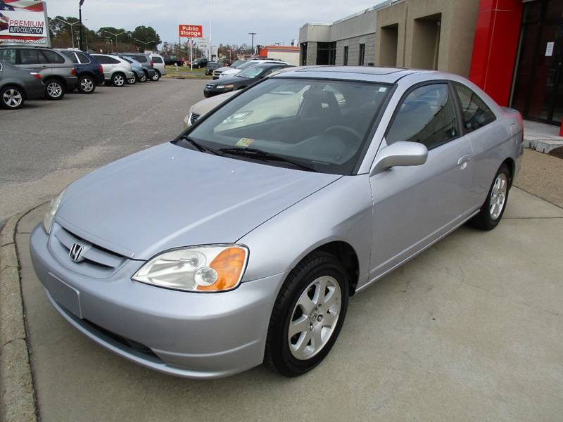 Superb 2003 Honda Civic EX