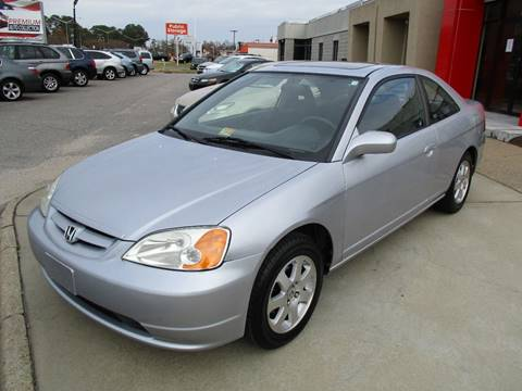 2003 Honda Civic for sale at Premium Auto Collection in Chesapeake VA