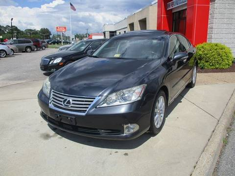 2011 Lexus ES 350 for sale at Premium Auto Collection in Chesapeake VA