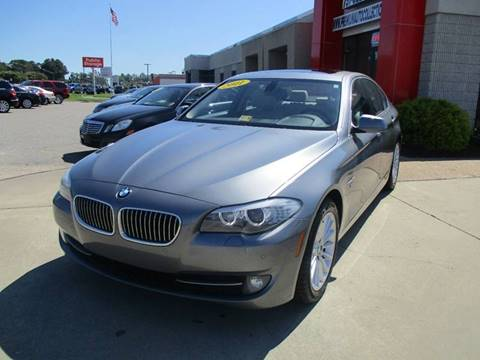 2011 BMW 5 Series for sale at Premium Auto Collection in Chesapeake VA