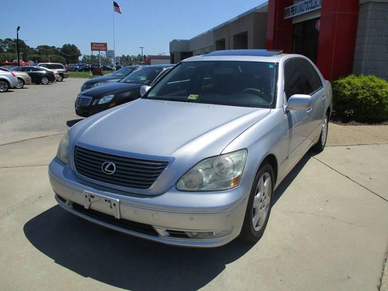 2005 Lexus LS 430 For Sale At Premium Auto Collection In Chesapeake VA
