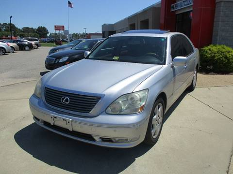 2005 Lexus LS 430 for sale at Premium Auto Collection in Chesapeake VA
