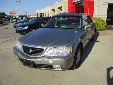 2002 Acura RL for sale at Premium Auto Collection in Chesapeake VA