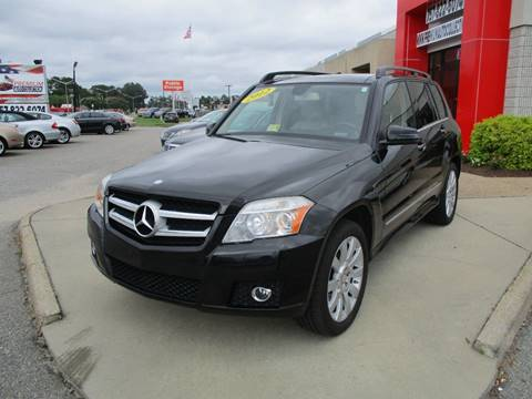 2012 Mercedes-Benz GLK for sale at Premium Auto Collection in Chesapeake VA