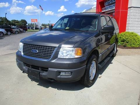 2004 Ford Expedition for sale at Premium Auto Collection in Chesapeake VA