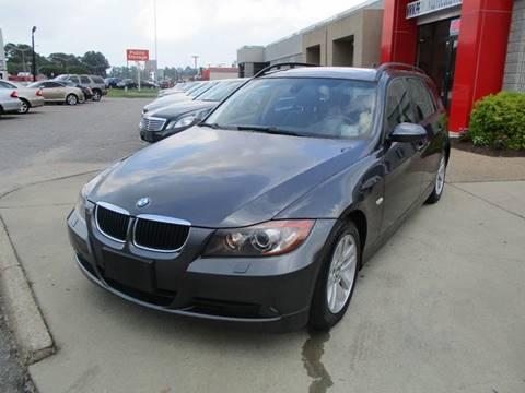 2007 BMW 3 Series for sale at Premium Auto Collection in Chesapeake VA