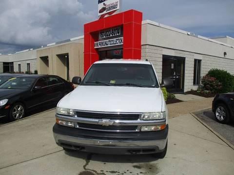 2003 Chevrolet Tahoe for sale at Premium Auto Collection in Chesapeake VA