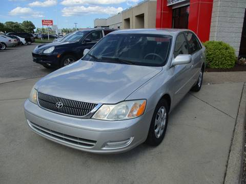 2002 Toyota Avalon for sale at Premium Auto Collection in Chesapeake VA