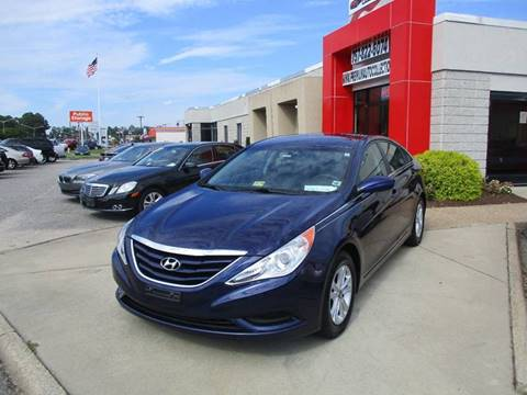 2011 Hyundai Sonata for sale at Premium Auto Collection in Chesapeake VA