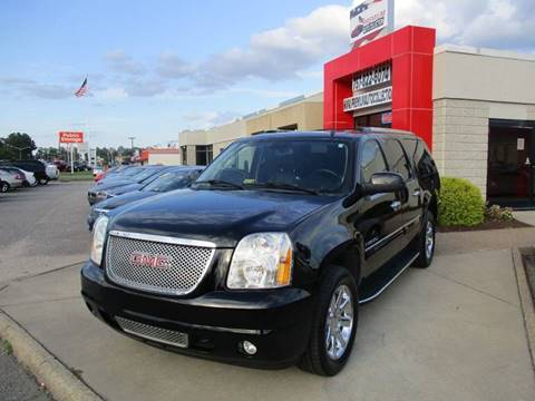 2007 GMC Yukon XL for sale at Premium Auto Collection in Chesapeake VA