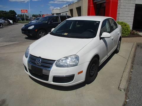 2007 Volkswagen Jetta for sale at Premium Auto Collection in Chesapeake VA