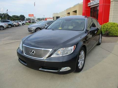 2008 Lexus LS 460 for sale at Premium Auto Collection in Chesapeake VA