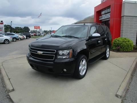 2008 Chevrolet Tahoe for sale at Premium Auto Collection in Chesapeake VA