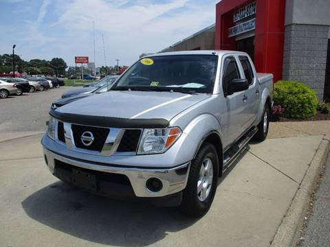 2006 Nissan Frontier for sale at Premium Auto Collection in Chesapeake VA