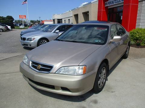 2000 Acura TL for sale at Premium Auto Collection in Chesapeake VA