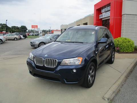 2011 BMW X3 for sale at Premium Auto Collection in Chesapeake VA