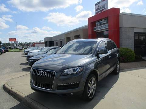 2011 Audi Q7 for sale at Premium Auto Collection in Chesapeake VA