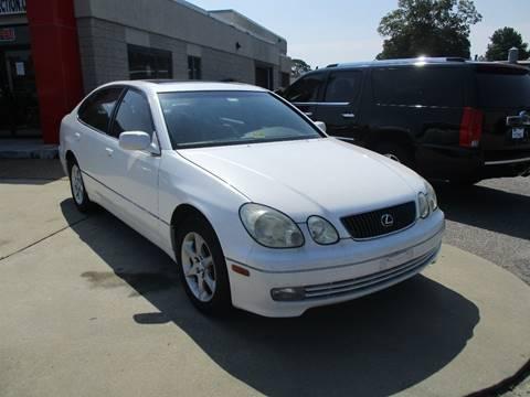 2001 Lexus GS 300 for sale at Premium Auto Collection in Chesapeake VA