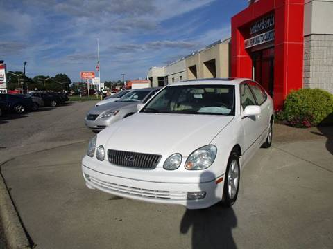 2001 Lexus GS 300 for sale in Chesapeake, VA