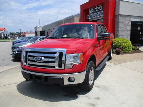 2010 Ford F-150 for sale at Premium Auto Collection in Chesapeake VA