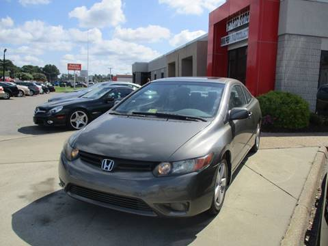 2007 Honda Civic for sale at Premium Auto Collection in Chesapeake VA