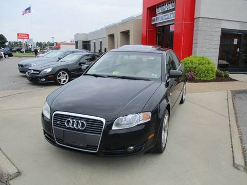 2007 Audi A4 for sale at Premium Auto Collection in Chesapeake VA