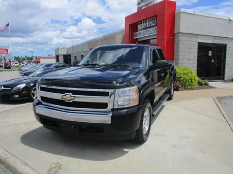 2007 Chevrolet Silverado 1500 for sale at Premium Auto Collection in Chesapeake VA