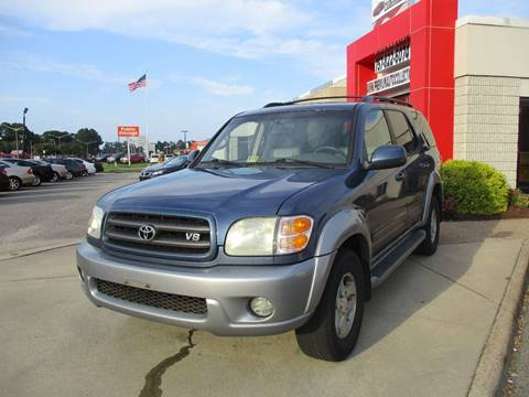 2003 Toyota Sequoia for sale at Premium Auto Collection in Chesapeake VA
