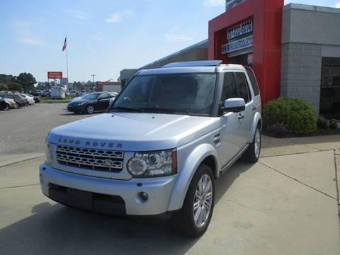 2011 Land Rover LR4 for sale at Premium Auto Collection in Chesapeake VA
