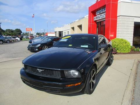 2007 Ford Mustang for sale at Premium Auto Collection in Chesapeake VA