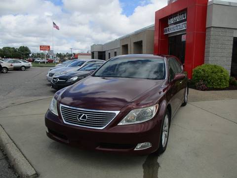 2007 Lexus LS 460 for sale at Premium Auto Collection in Chesapeake VA