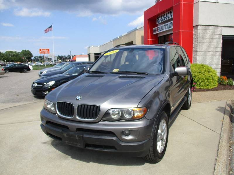 2005 BMW X5 3.0i In Chesapeake VA - Premium Auto Collection