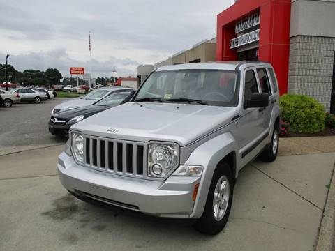 2010 Jeep Liberty for sale at Premium Auto Collection in Chesapeake VA