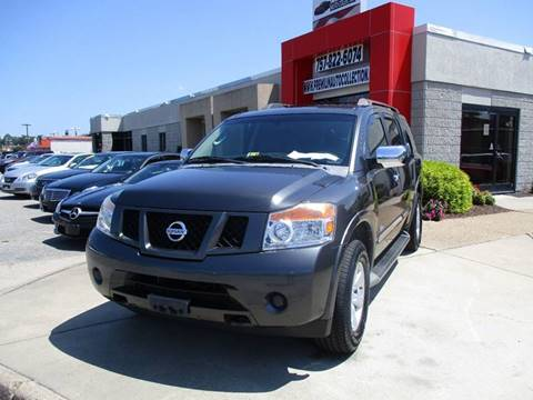 2008 Nissan Armada for sale at Premium Auto Collection in Chesapeake VA
