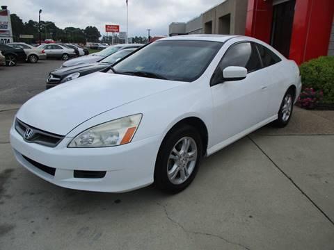 2007 Honda Accord for sale at Premium Auto Collection in Chesapeake VA