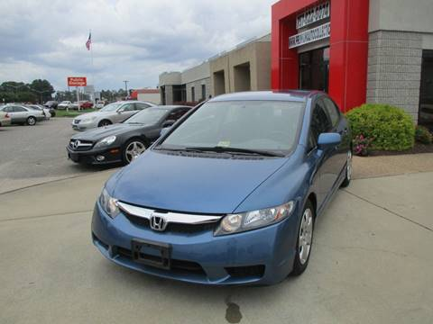 2009 Honda Civic for sale at Premium Auto Collection in Chesapeake VA