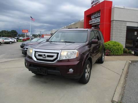 2009 Honda Pilot for sale at Premium Auto Collection in Chesapeake VA