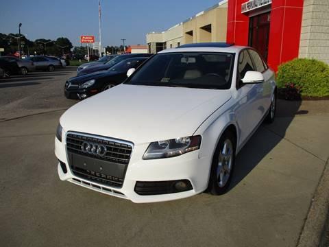2009 Audi A4 for sale at Premium Auto Collection in Chesapeake VA