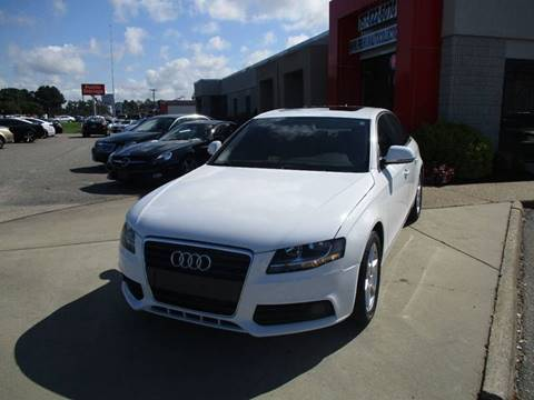 2009 Audi A4 for sale at Premium Auto Collection in Chesapeake VA