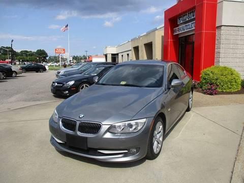 2012 BMW 3 Series for sale at Premium Auto Collection in Chesapeake VA