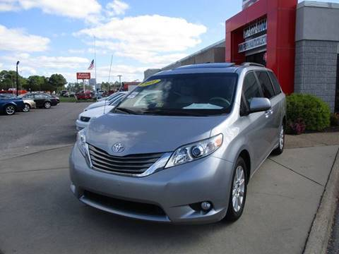 2011 Toyota Sienna for sale at Premium Auto Collection in Chesapeake VA