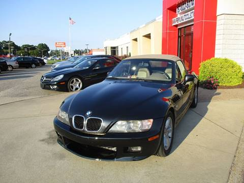 2000 BMW Z3 for sale at Premium Auto Collection in Chesapeake VA