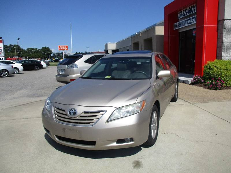 2009 Toyota Camry For Sale At Premium Auto Collection In Chesapeake VA
