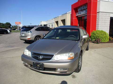 2003 Acura TL for sale at Premium Auto Collection in Chesapeake VA