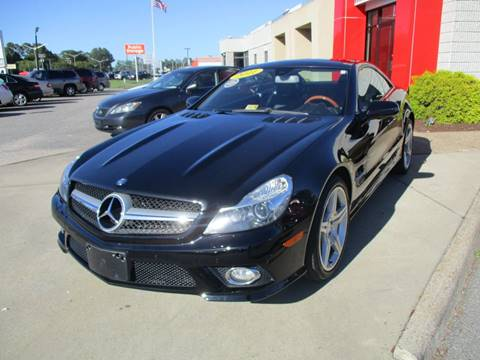 2011 Mercedes-Benz SL-Class for sale at Premium Auto Collection in Chesapeake VA