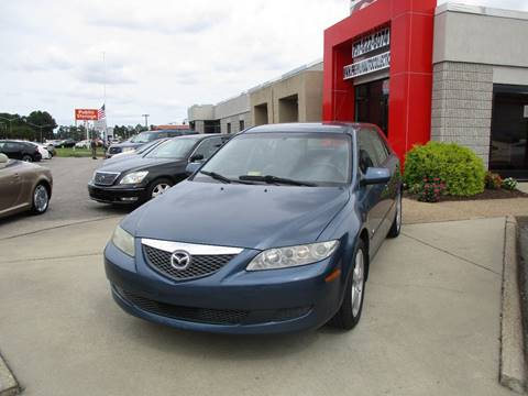 2004 Mazda MAZDA6 for sale at Premium Auto Collection in Chesapeake VA