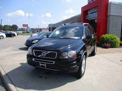 2011 Volvo XC90 for sale at Premium Auto Collection in Chesapeake VA