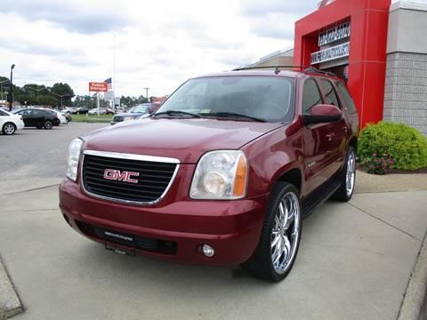 2007 GMC Yukon for sale in Chesapeake, VA
